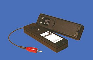 Tester per batterie Wooffy a vibrazione
