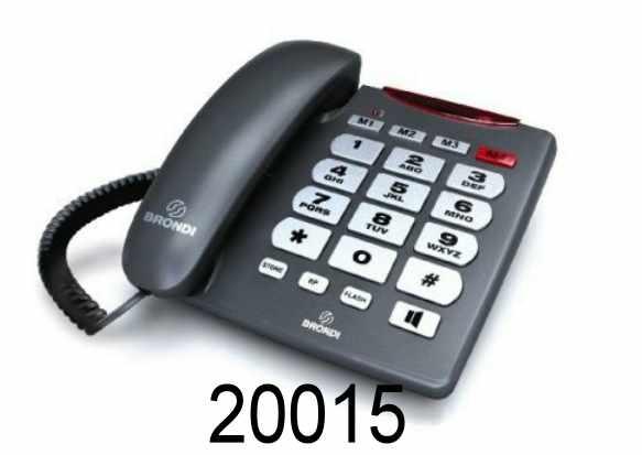 Telefono Bravo 10