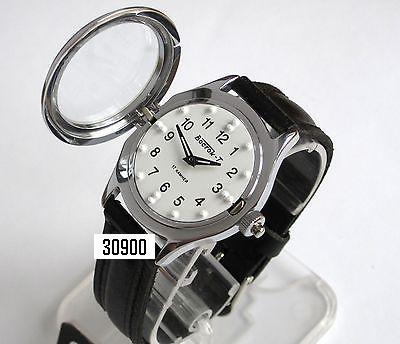 Orologio meccanico a carica manuale cromato