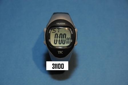 Orologio parlante in plastica con cronometro