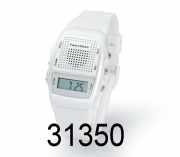 Orologio con registratore 10 secondi