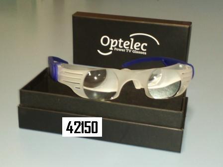 Occhiali ingrandenti Optelec TV 2.1X