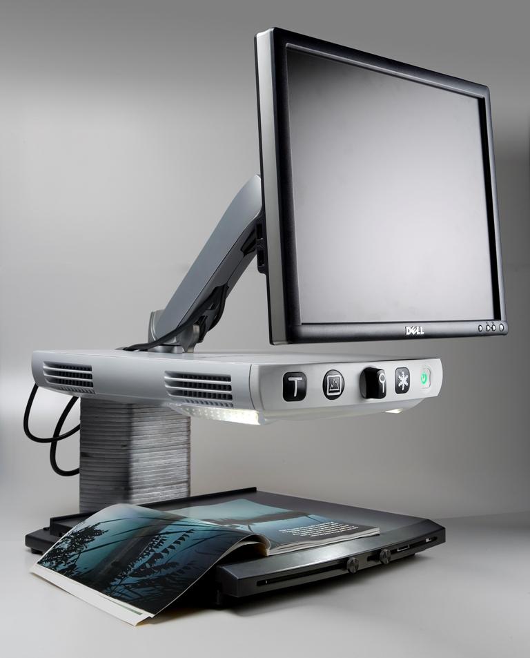 Tisch-Videovergoesserer