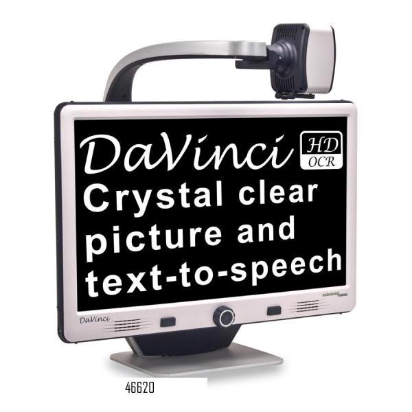 Da Vinci con sintesi vocale