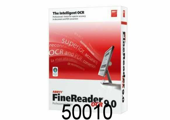 ABBYY Fine Reader 11.0 Professional