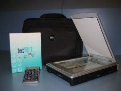 Sistema di lettura autonomo Voice Box