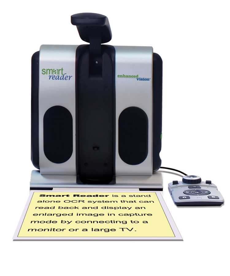 Sistema di lettura Smart reader