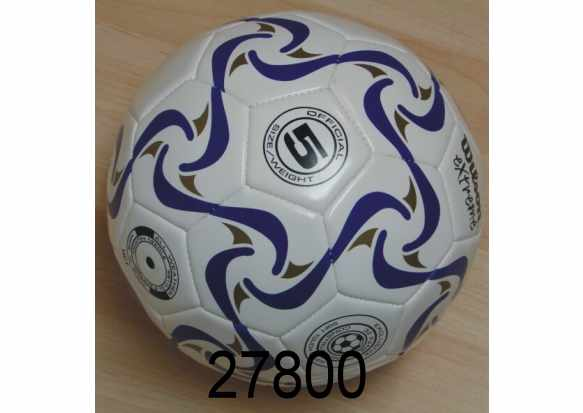 Samba soccer ball with bells
